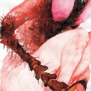 Prometeo XXI. Ilustracion de Bastian Kupfer para Fabulantes