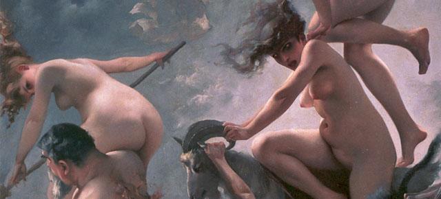 Lobas de Tesalia, Pilar Pedraza: ¡Brujas al poder!