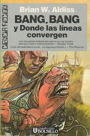 La ilustración de la edición de Ultramar es del mítico portadista Antoni Garcés, especialista en cubiertas de literatura de género (especialmente de ciencia-ficción)