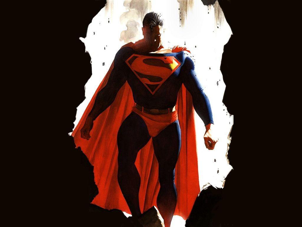 Superman ross