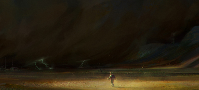 El marciano, Andy Weir: Crisis de supervivencia en el «Planeta Rojo»