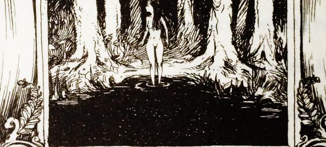 La joven ahogada, Caitlín R. Kiernan: La ficción que contiene otra ficción