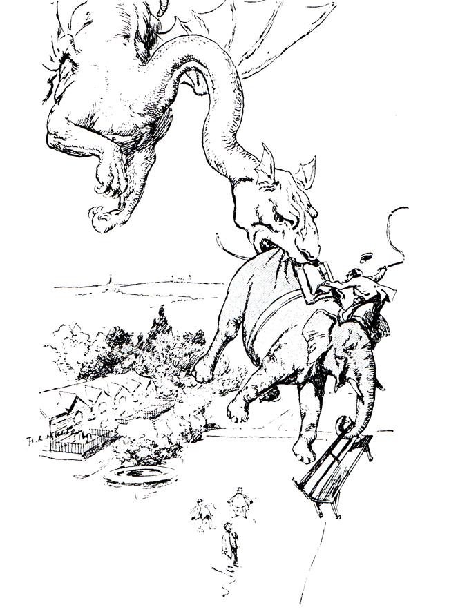 La invasión de los dragones