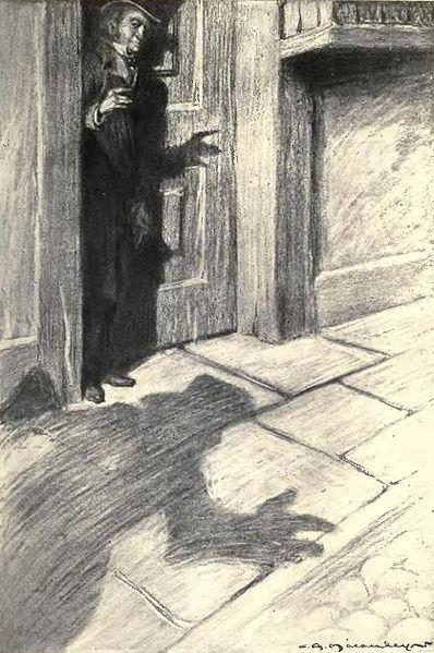 Charles Raymond Macauley, Jekyll Hyde 1904