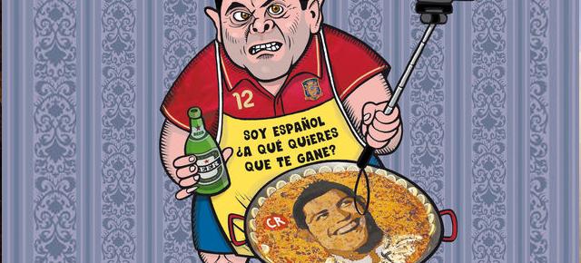 """Entrevista a Pedro Vera, historietista: """"Siento una perturbación en Lo Rancio"""""""