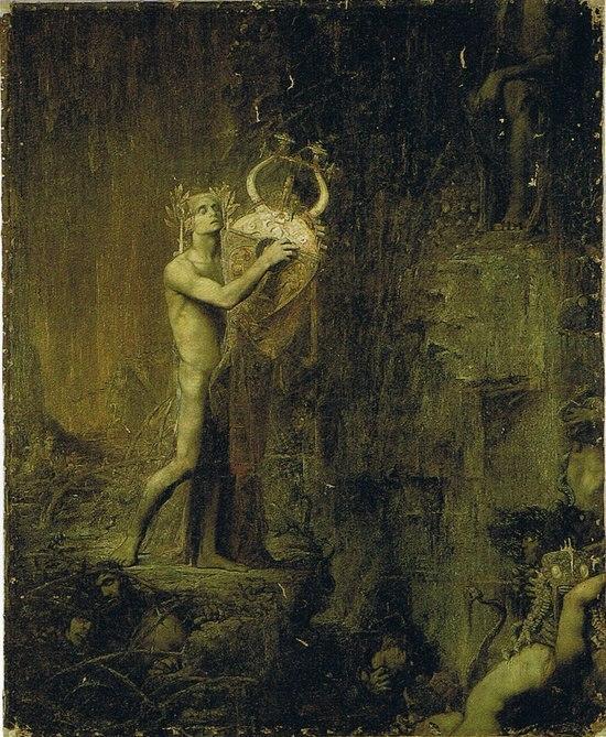 Orfeo, Pierre Amede Marcel Beronneau, 1899