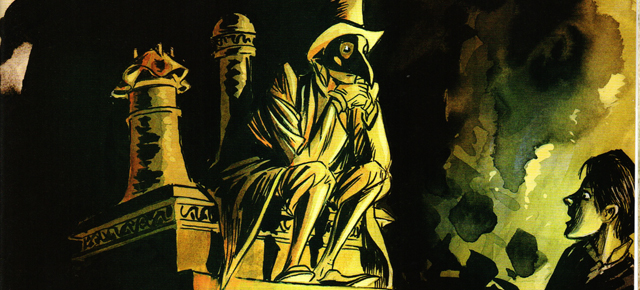 El devorador de historias, Fabrice Lebeault: Folletín rocambolesco