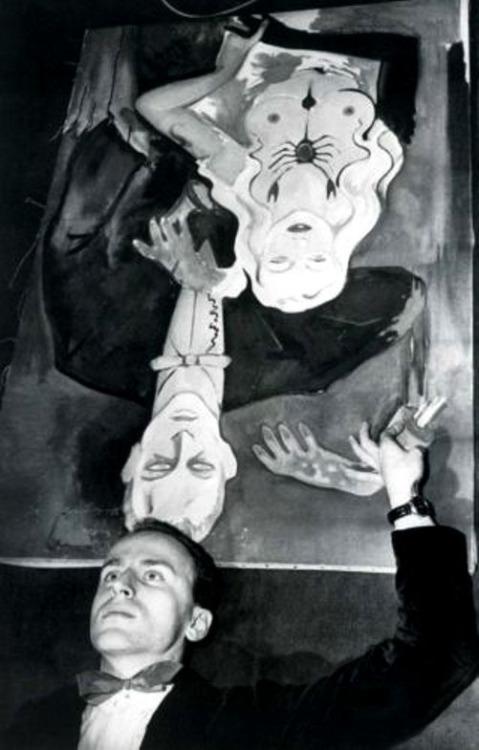 Roland D'Ursel, Boris Vian (1950)