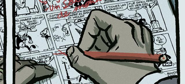 El invierno del dibujante, Paco Roca: Treinta y nueve años de soledad