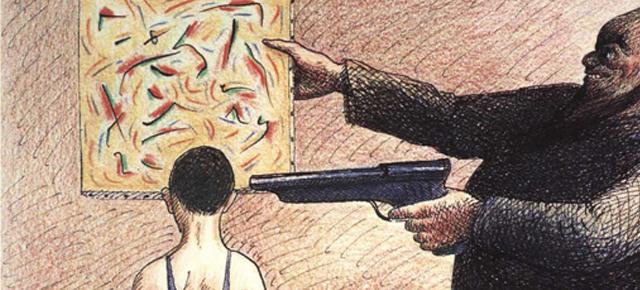El quimérico inquilino, Roland Topor: Yo soy la multitud