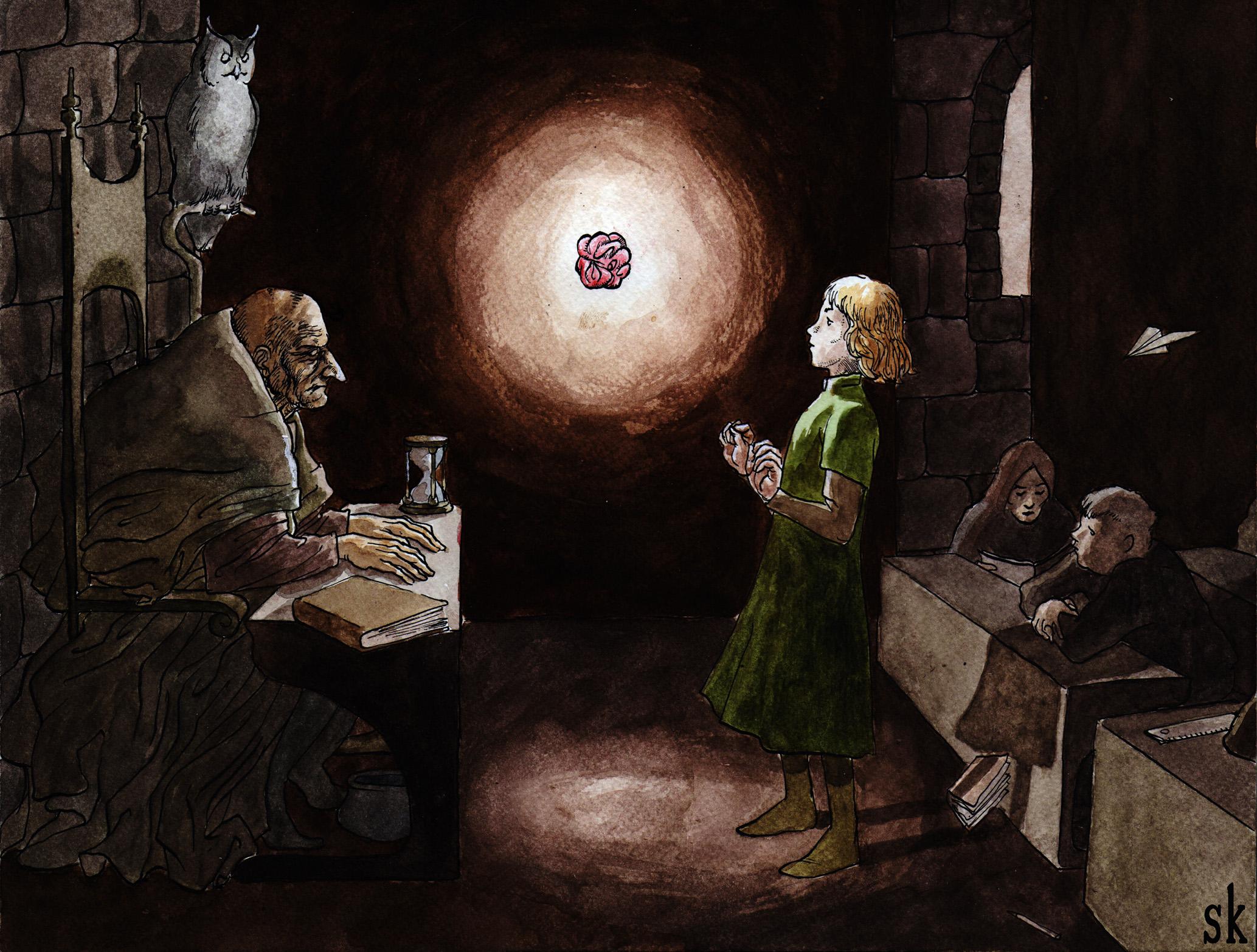 escuela de magia low