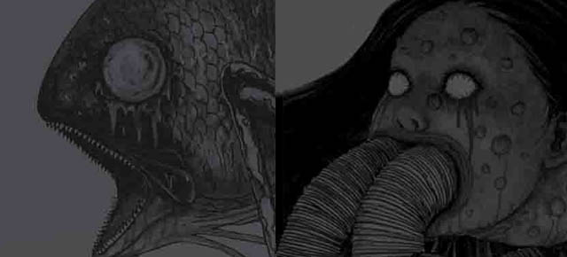 Gyo, Junji Ito: Terror expresionista