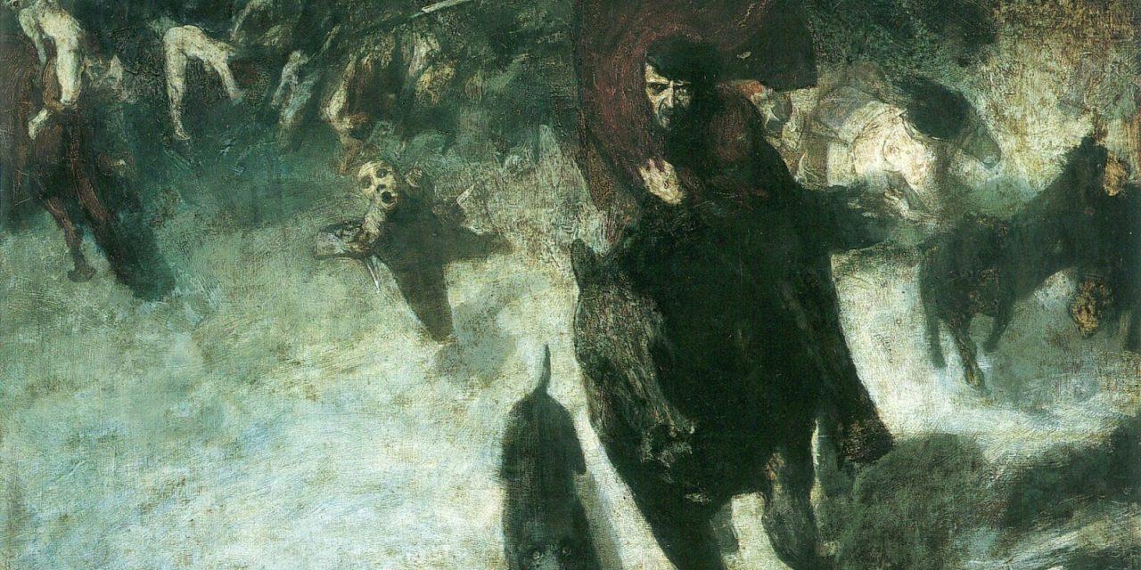 Los tres impostores, Arthur Machen: Una premonitoria invocación del horror cósmico