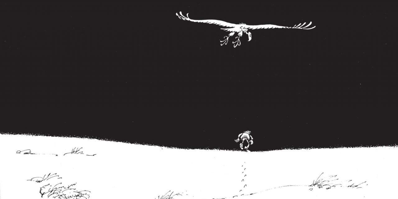 Ideas negras, André Franquin: Pasto de los buitres