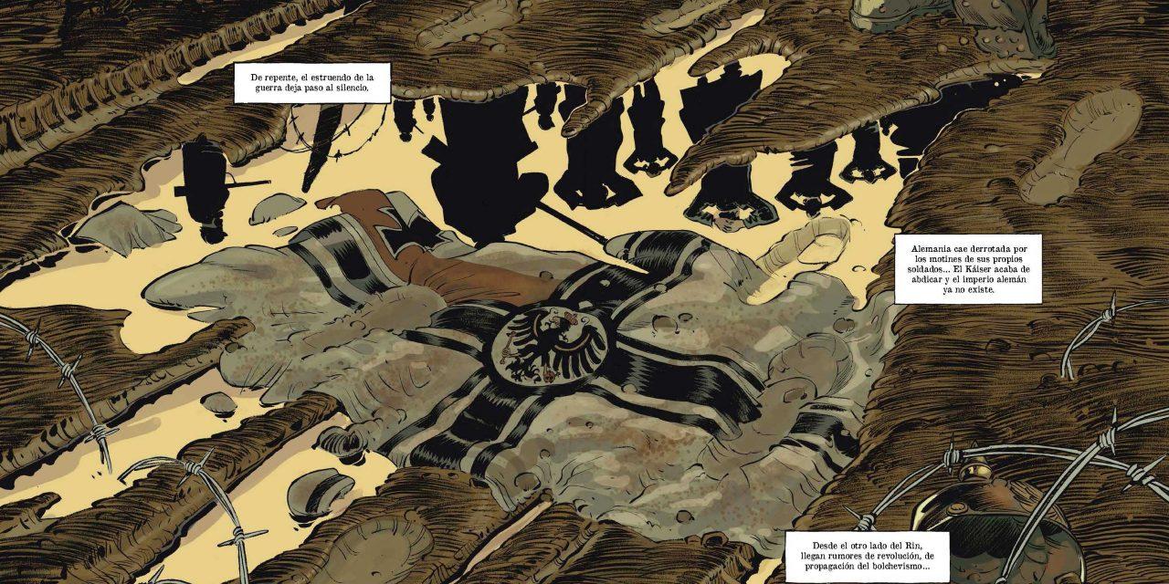 Silas Corey 2: El testamento de Zarkoff, Fabien Nury/ Pierre Alary: Aventuras y conspiraciones en las ruinas del Viejo Continente