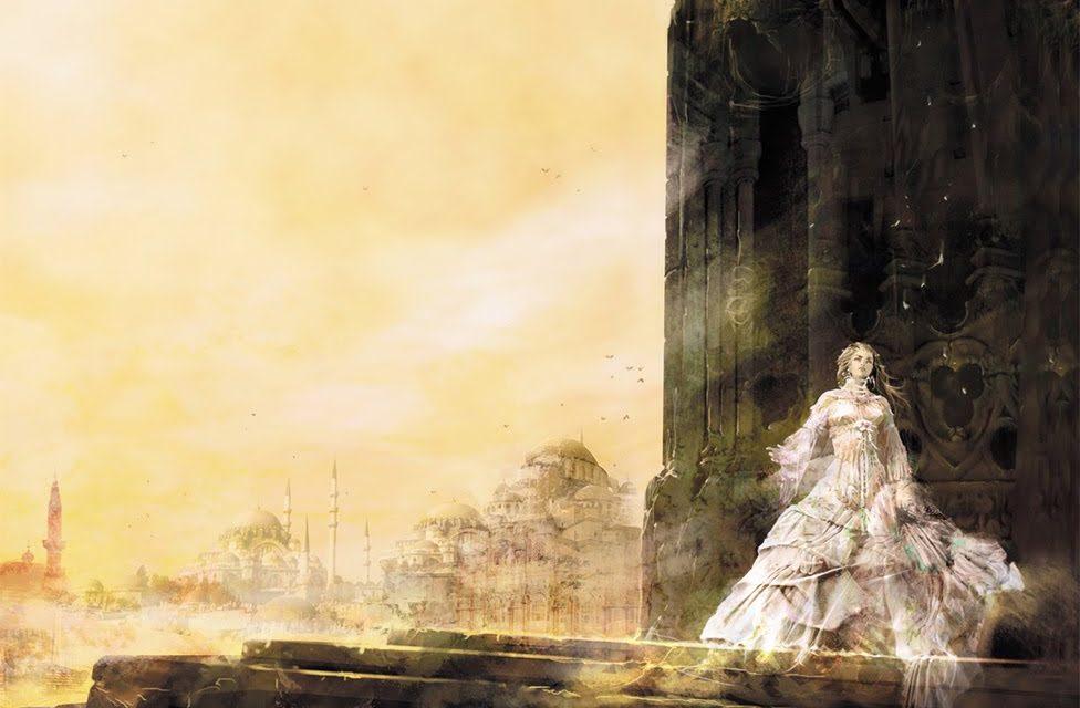 Elantris, Brandon Sanderson: El primer e irregular pilar del Cosmere
