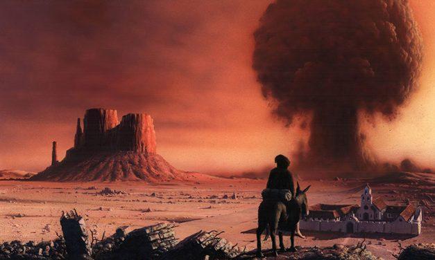 Cántico por Leibowitz, Walter M. Miller Jr.: Un Dios padre y salvador para la humanidad