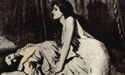 La muerta enamorada, Théophile Gautier: El bello súcubo que viene a por tu sangre
