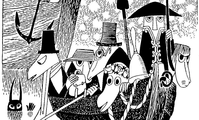 La caza del Carualo, Lewis Carroll: ¿Por qué no?