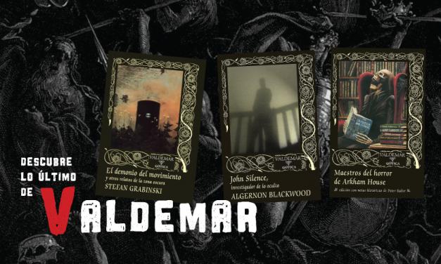 Publicidad: Editorial Valdemar