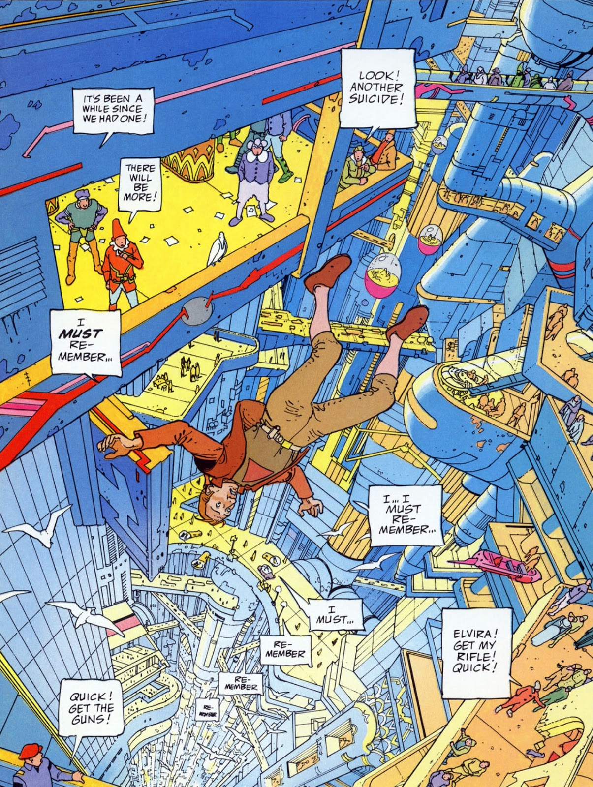 el incal fabulantes