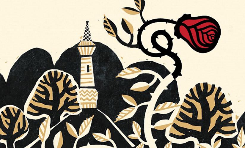 Un cuento oscuro, Naomi Novik: El reverso del cuento de iniciación