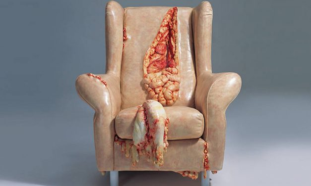 Consumidos, David Cronenberg: Nueva e inerte carne