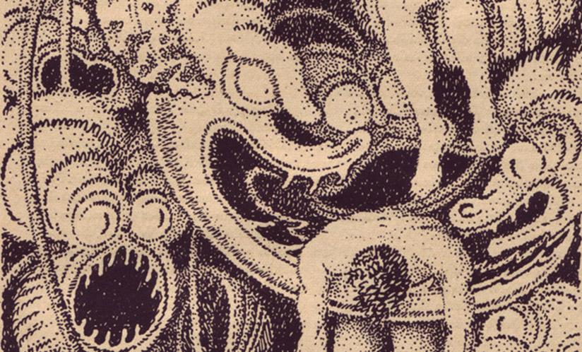 Lemuria: cuentos extraños y malditos, Karl Hans Strobl: Las tribulaciones de un escritor extraño, maldito y nazi