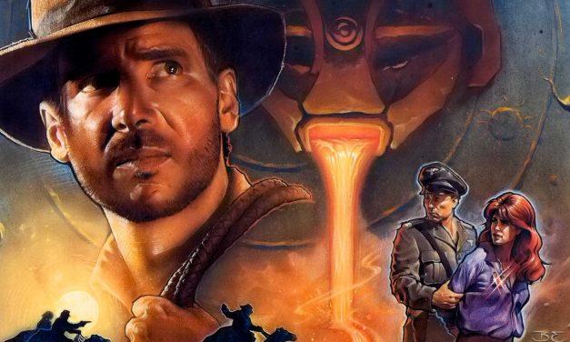 Indiana Jones y las llaves de Atlantis, Dan Barry: Tras el Continente perdido