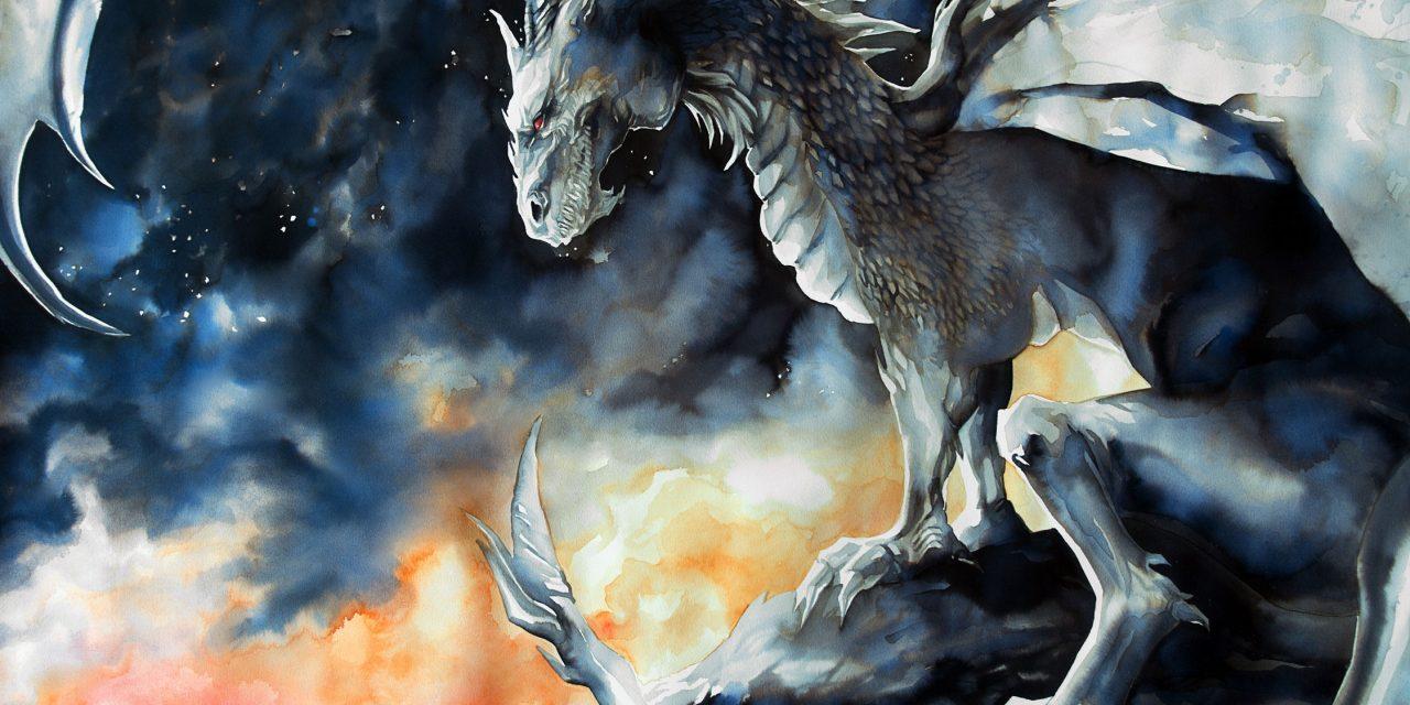 Los dragones de Tolkien
