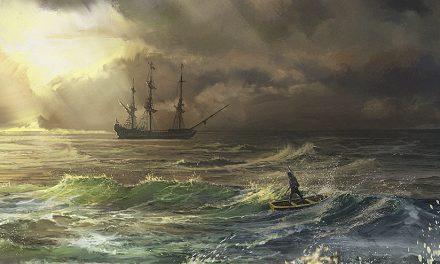 Cuentos del Mar de los Sargazos, William Hope Hodgson: La muerte que se oculta entre las algas