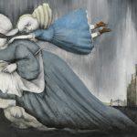 Otra vuelta de tuerca, Henry James: Una nave a la deriva