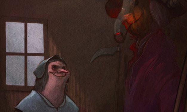 Cabeza de Pluma, Nathaniel Hawthorne: Alegoría y brujería en el viejo maizal
