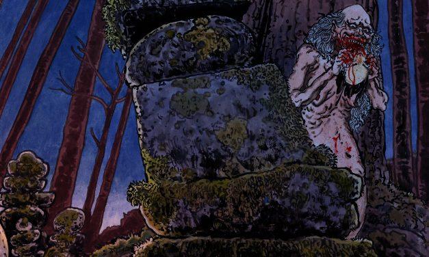 Monstruos japoneses (II): Kubi Kajiri