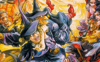Carpe Jugulum, Terry Pratchett: Nuevos tiempos para los vampiros