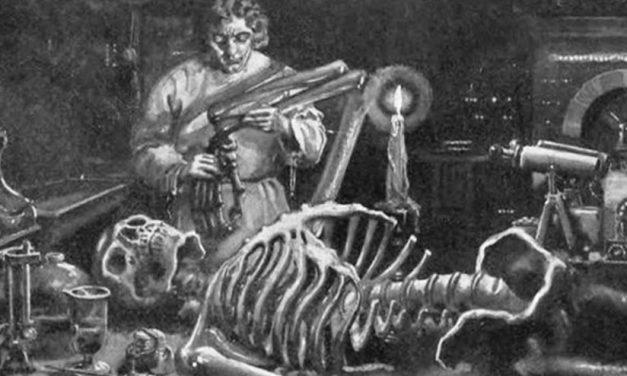 Cuentos góticos, Mary Shelley: La mujer y la pasión por la muerte