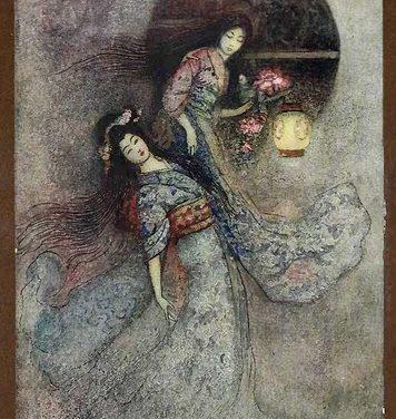Cuentos de hadas japoneses, Grace James (ed.): Cuentos mágicos de la Tierra del Sol Naciente