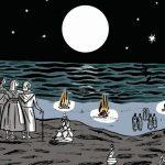 Las cien noches de Hero, Isabel Greenberg: Historias nocturnas de amor e igualdad
