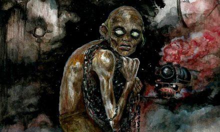 El demonio del movimiento, Stefan Grabiński: Una lejana estación en el borde de la locura