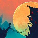 La casa y el cerebro, Edward Bulwer-Lytton: El inmortal misterio de la casa embrujada