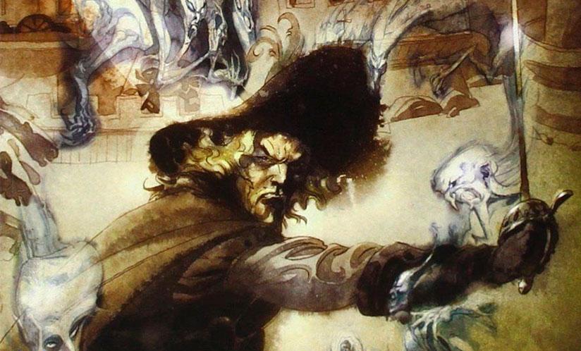 Esencia oscura, Tim Powers: Cuando la magia y la cerveza escriben la historia