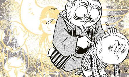 NonNonBa, Shigeru Mizuki: Manga de memoria, fantasía y mito