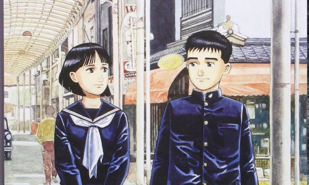 Barrio lejano, Jirō Taniguchi: Suspense de la vida