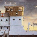 Mi barco, Roberto Innocenti: En cubierta con la nostalgia