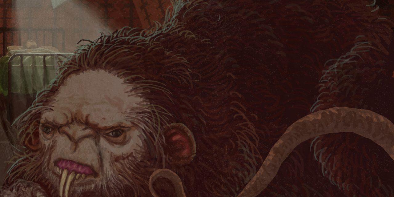 Los sueños en la casa de la bruja, H. P. Lovecraft: El aquelarre de Cthulhu