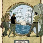 El tesoro del Cisne Negro, Guillermo Corral/ Paco Roca: Aventuras entre despachos