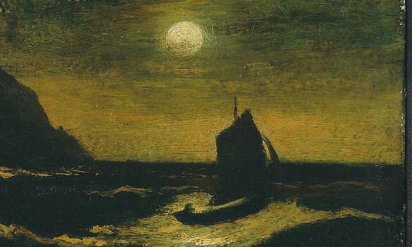 El buque fantasma y otros relatos tristes y siniestros, Richard Middleton: El miedo a vivir