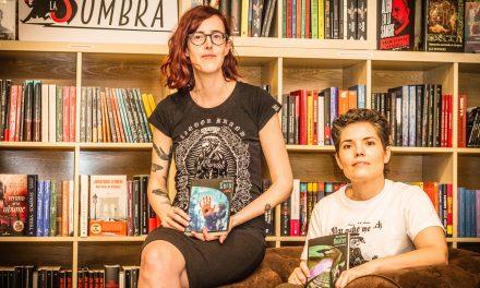 Entrevista a Shaila Correa y María Pérez de San Román (Biblioteca de Carfax): «El terror puede ser tan sutil y tan bello que te espeluzna sin darte cuenta»