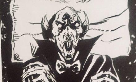 Drácula, Georges Bess: Exuberante Naturaleza muerta