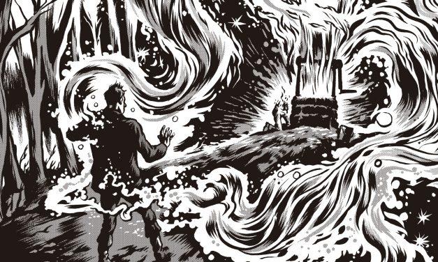 Desde el más allá y otras historias, Erik Kriek: El Necronomicón ilustrado